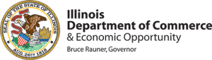 Illinois Department of Commerce and Economic Opportunity Logo